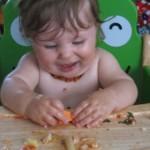 Pasta per la bambina
