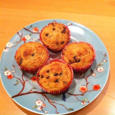 kami's virtuous muffins