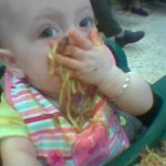 demolishes some spaghetti